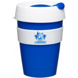 KeepCup Medium Coffee Cup 12oz (340ml) - North Melbourne Kangaroos