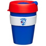 KeepCup Medium Coffee Cup 12oz (340ml) - Western Bulldogs