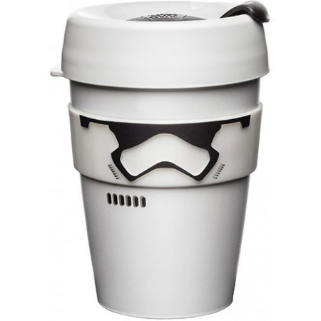 Star Wars KeepCup Medium Coffee Cup 12oz (340ml) - Stormtrooper
