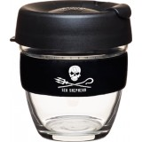 KeepCup Small Glass Cup 8oz (227ml) - Sea Shepherd