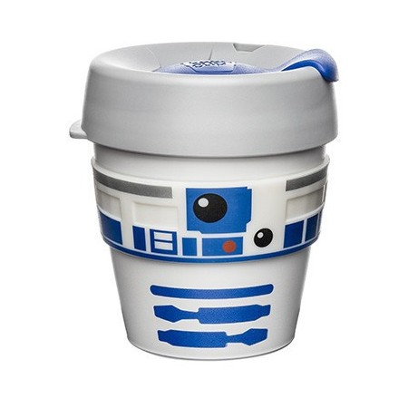 Star Wars KeepCup Small Coffee Cup 8oz (227ml) - R2D2