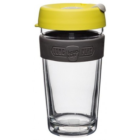 KeepCup Large LongPlay 16oz (454ml) - Honey
