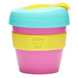 KeepCup Extra Small Coffee Cup 4oz (118ml) - Grapefruit