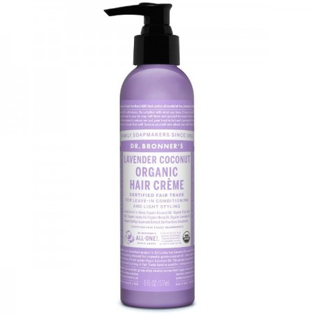 Dr. Bronner's Hair Creme 177ml - Lavender Coconut