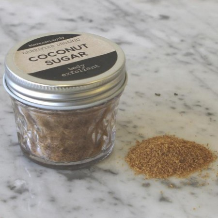 Coconut Sugar Certified Organic Glass Jar 60g