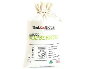 Organic Soap Berries (Soap Nuts) Natural Laundry Detergent 1kg
