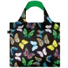 Loqi Reusable Shopping Bag - Wild Butterflies