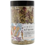 Cedar + Stone Beauty Tea & Bath Herbs - Hair & Nails