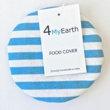 4MyEarth Food Cover Extra Small - Denim Stripe