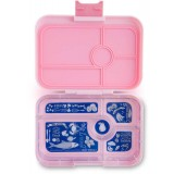 Yumbox Lunch Box - Tapas 5 Compartment Amalfi Light Pink