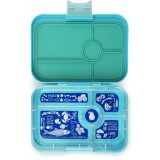 Yumbox Lunch Box - Tapas 5 Compartment Antibes Light Blue