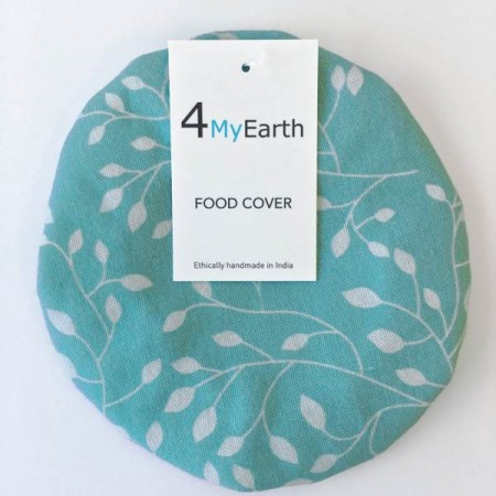4MyEarth Food Cover Small - Leaf