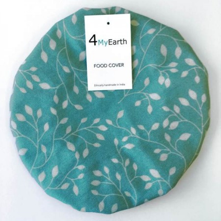 4MyEarth Food Cover Large - Leaf