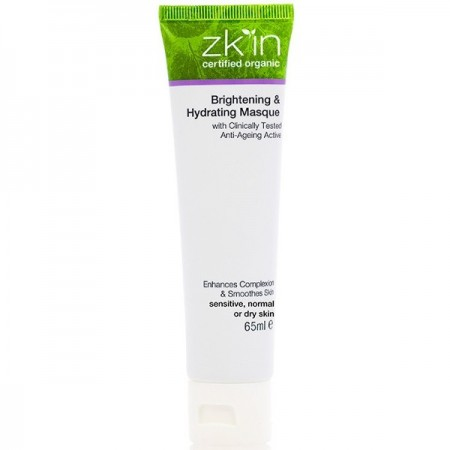Zk'in Brightening & Hydrating Masque Certified Organic