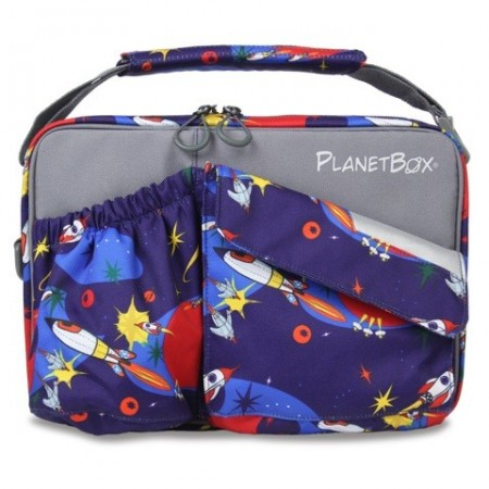 Planetbox Rover Carry Bag - Rocket