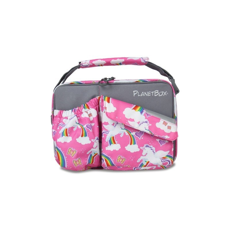Planetbox Rover Carry Bag - Rainbow Unicorn