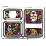 Planetbox Launch Kit SKELETONS (Box, Dipper, Magnets, Carry Bag)