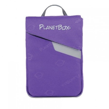 PlanetBox Shuttle Expandable Carry Bag - Purple