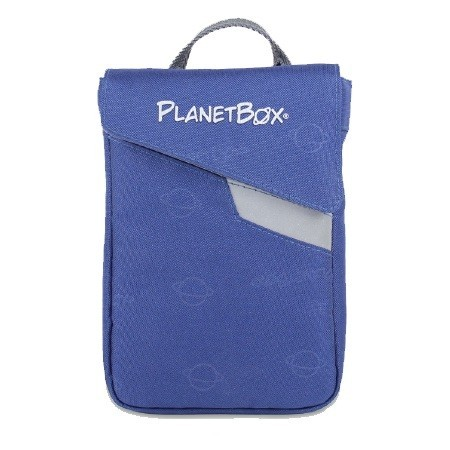 PlanetBox Shuttle Expandable Carry Bag - Blue