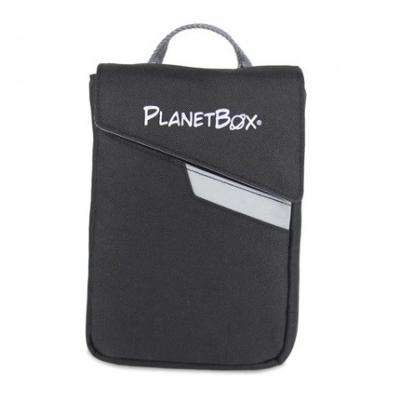 PlanetBox Shuttle Expandable Carry Bag - Black