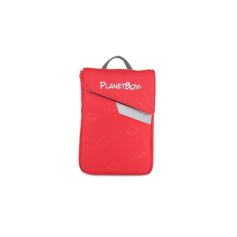 PlanetBox Shuttle Expandable Carry Bag - Red