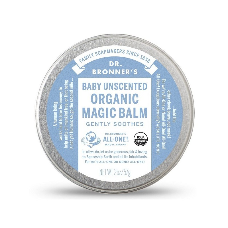 Dr. Bronner's Magic Balm - Baby Unscented