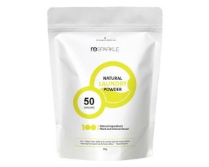 Resparkle Natural Palm Oil Free Laundry Powder 500g