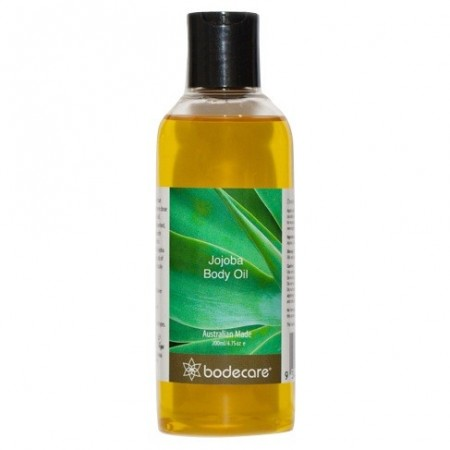 Bodecare Jojoba Body Oil 200ml