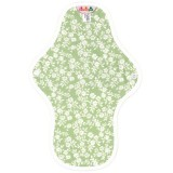 Hannahpad Medium Cloth Pad - Innocent Green