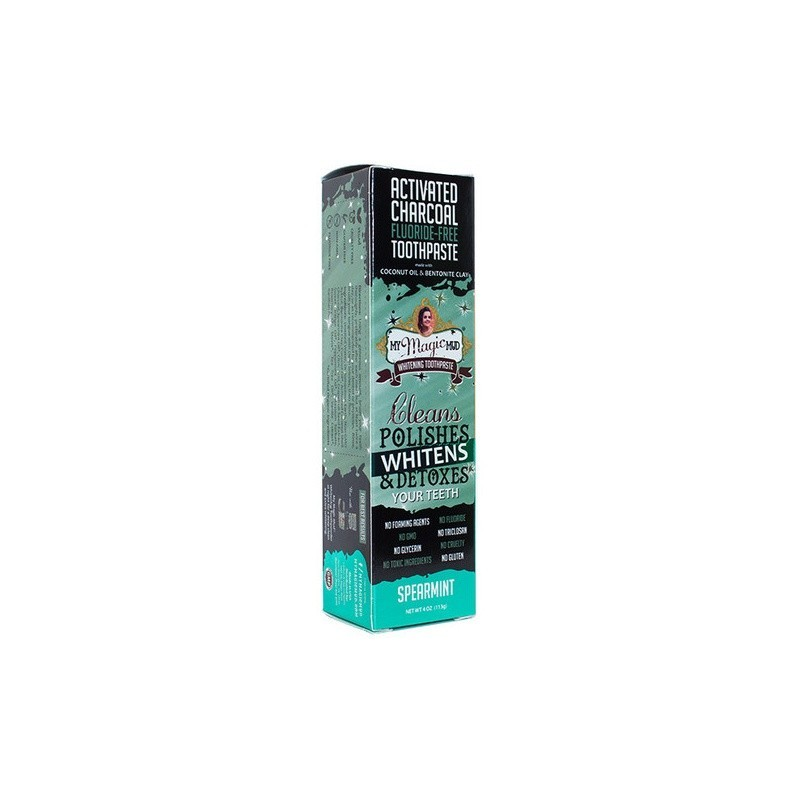 My Magic Mud Whitening Toothpaste - Spearmint