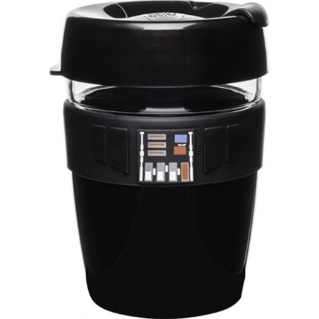Star Wars KeepCup Medium LongPlay 12oz (340ml) - Darth Vader