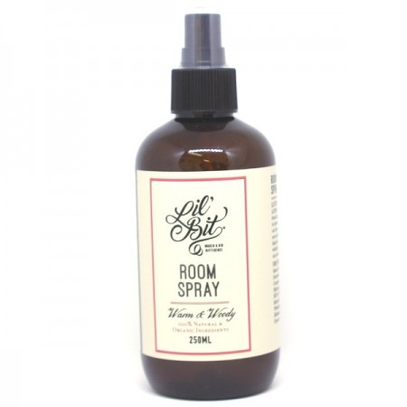 Lil' Bit Room Spray Warm & Woody 250ml
