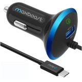 MaxBoost USB Car Charger