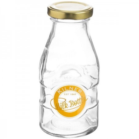 Kilner Small Milk Bottle 189ml