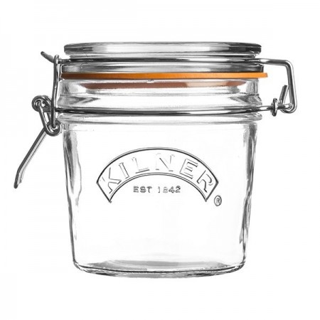 Kilner Round Clip Top Jar 350ml