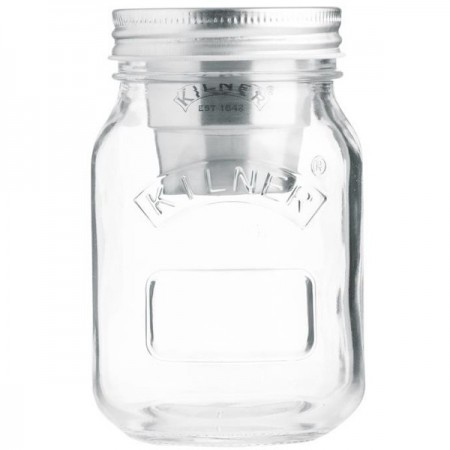 Kilner Snack On The Go Jar 500ml