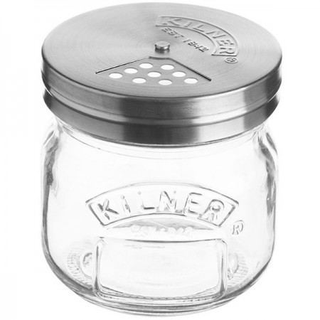 Kilner Shaker Lid Jar 250ml