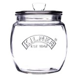 Kilner Round Storage Jar 850ml