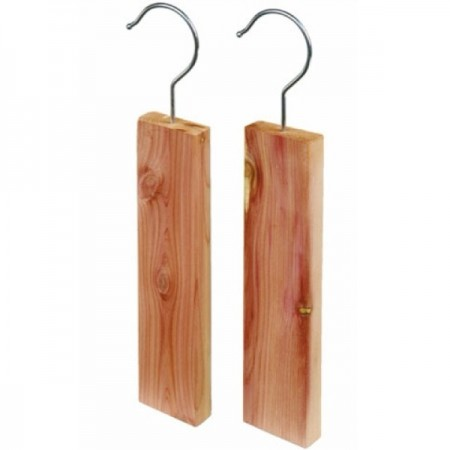 Redecker Red Cedar Blocks with Hook (2)