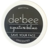 De'bee Save Your Face Unscented Balm