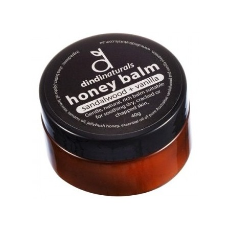 Dindi Naturals Honey Balm Salve