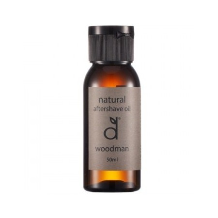 Dindi Naturals Aftershave Oil Woodman