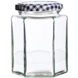 Kilner Hexagonal Jar 280ml