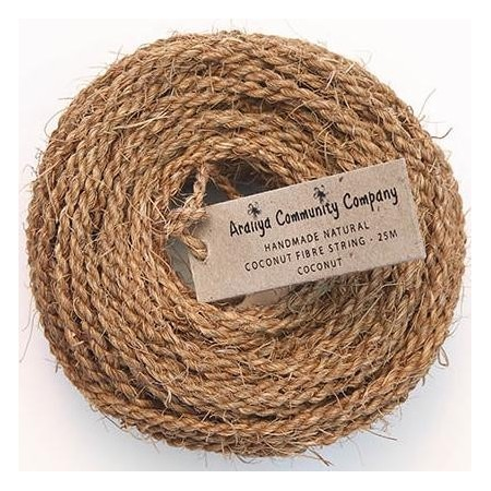 Coir String 25m Coconut