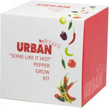 UrbanGreens Grow Kit - Some Like It Hot
