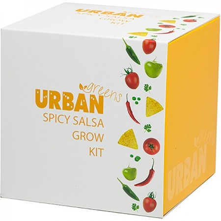 UrbanGreens Grow Kit - Spicy Salsa