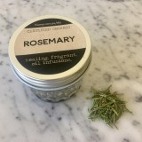 Organic Rosemary Dried in Glass Jar 15g