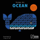 Sticker Art: Ocean