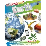 DK Find Out! Earth Book