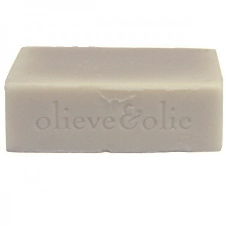 Olieve Soap Bar 80g - Lemon Myrtle, Lemon Gum & Poppy Seed (unpackaged)